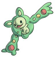 Day 14: Reuniclus by PrinceofSpirits