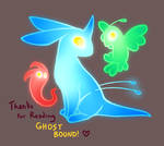 Thanks for Reading Ghost Bound! (5) by PrinceofSpirits