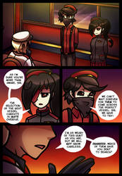 Ghost Bound Prologue: Page 3 by PrinceofSpirits