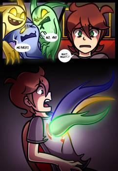 Ghost Bound Chapter 1: Page 45