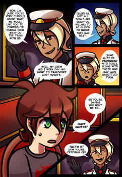 Ghost Bound Chapter 1: Page 39