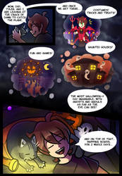 Ghost Bound Chapter 1: Page 3 by PrinceofSpirits
