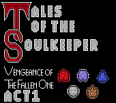 Tales of The Soulkeeper Logo (High Detail) by MabusTheDark