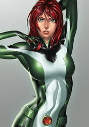 All-New Jean Grey by R62