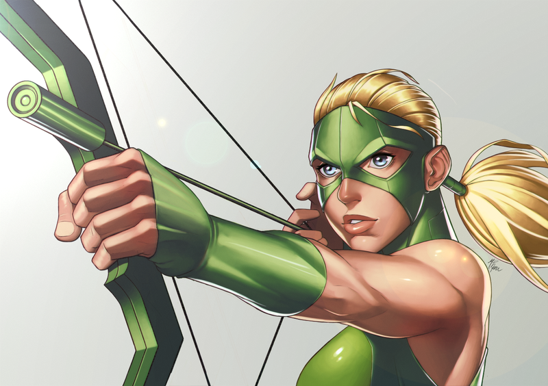 Young Justice - Artemis by R62 on DeviantArt