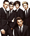 One direction png