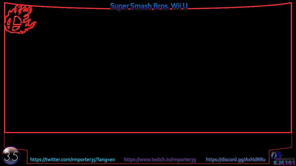 rmporter35_smash_wii_u_minimal by KJC101mii