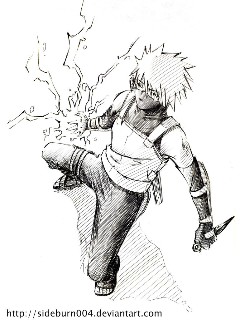 Chidori by Sideburn004 on DeviantArt