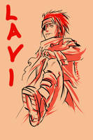 Lavi-sketch by Sideburn004