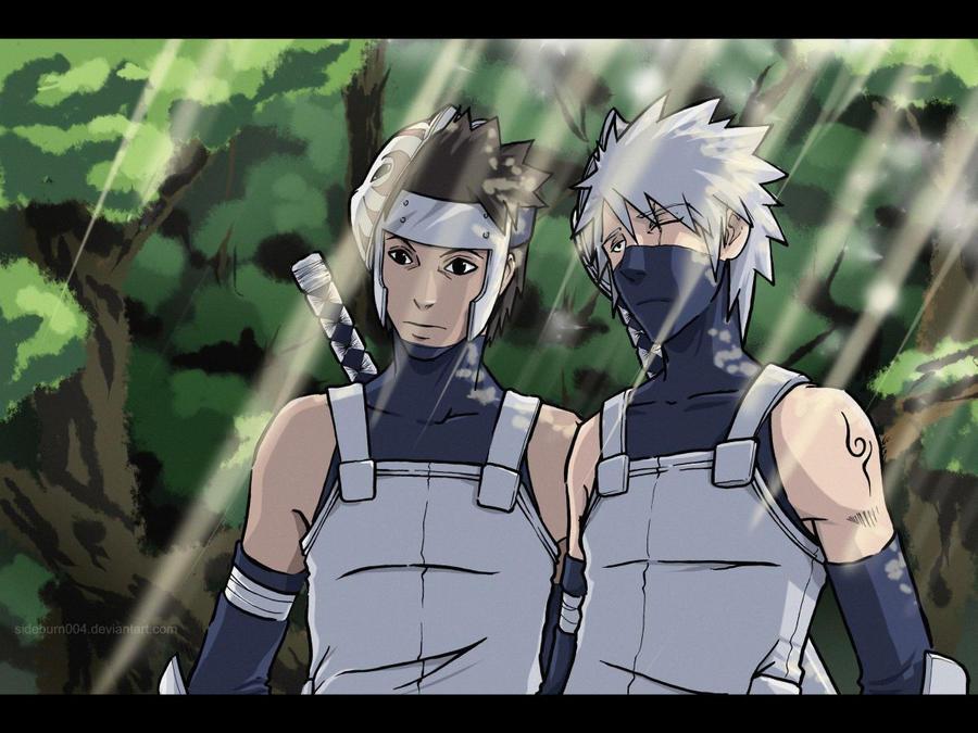Naruto As A Anbu Naruto: ANBU by Sidebu...
