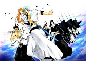 BLEACH: Here we are