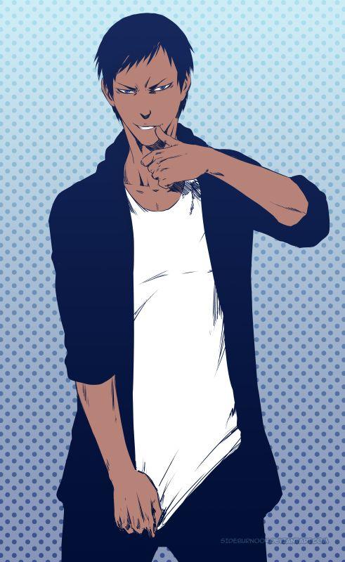 Un petit avatar, s'il vous plaît Knb__aomine_sketch_by_sideburn004-d5db0cp