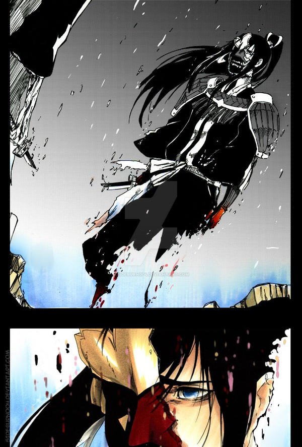 BLEACH-spoiler: Farewell by Sideburn004