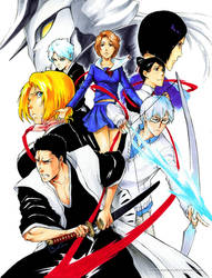 BLEACH: Ishida-Kurosaki SPOILER