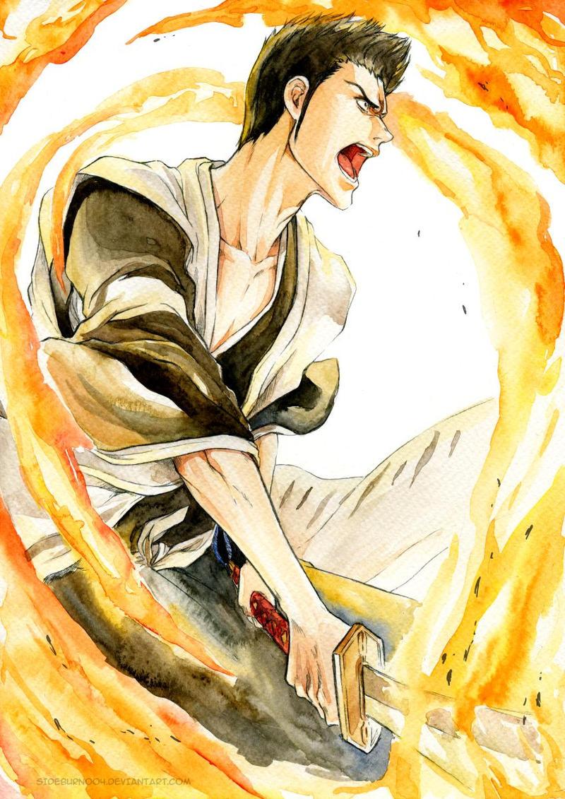 BLEACH: Burn Engetsu SPOILER by Sideburn004 on DeviantArt