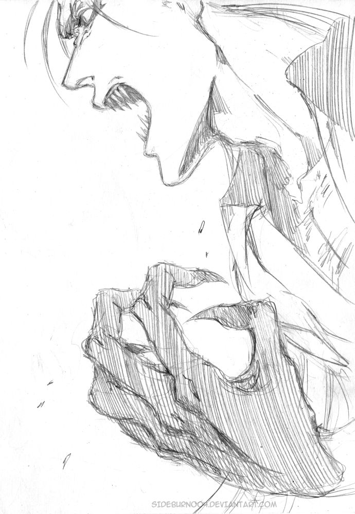 BLEACH: RAAAARRRR by Sideburn004