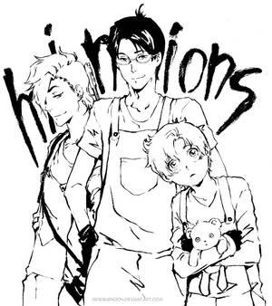 Minions: sketch