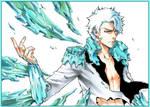 BLEACH: Daiguren Hyourinmaru (SPOILER)