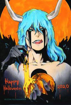 Grimmjorra: Happy Halloween