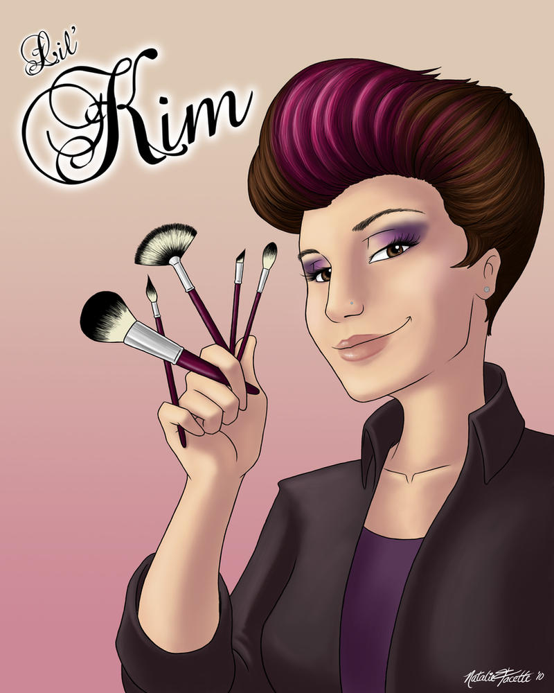 KIM - Completed by gucci84
