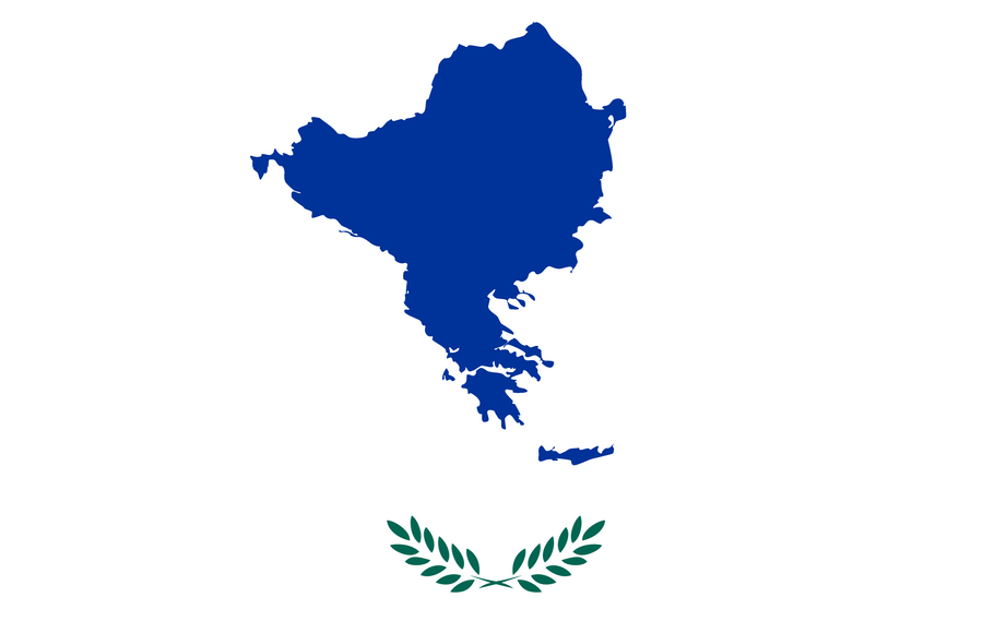 Flag of the United Balkans - Fictional by CaptainVoda on ...