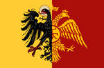 Heirs of the Roman Empire - Fictional Flag
