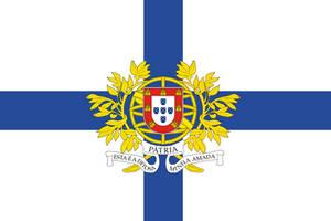 Alt. Flag of Portugal by CaptainVoda
