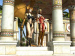 Old School - Emma and Errienne