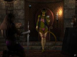 Tales of the Raptors - The Goblin Queen by TalonGE