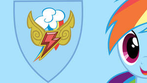 Rainbow Dash and the Element of Loyalty
