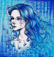 Blue by BreathlessDragon