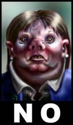 Miss. Piggy by Harpyen