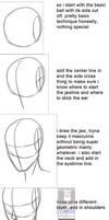 sketchin a pretty dude's face walkthrough thing