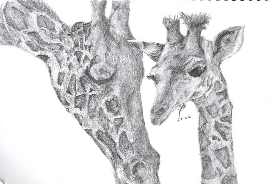 Giraffe by FMAFREAK8