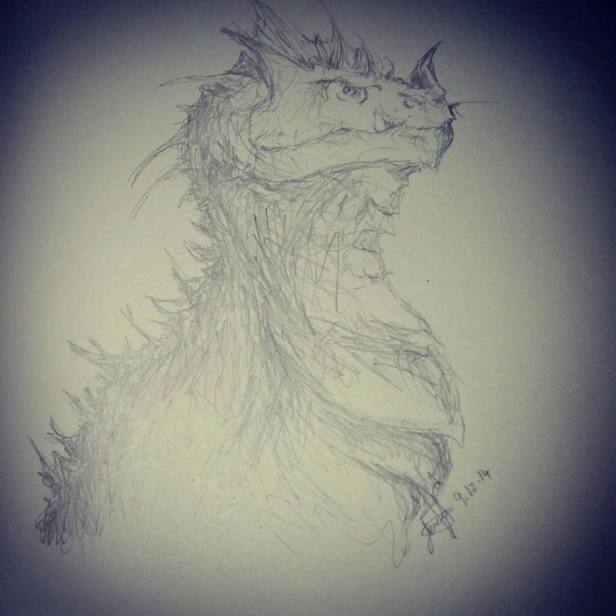 Dragon by FMAFREAK8