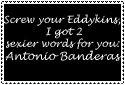 Screw Your Edward Stamp