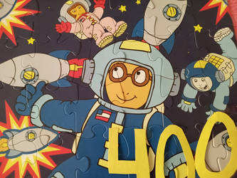 Close-up 4: In Space
