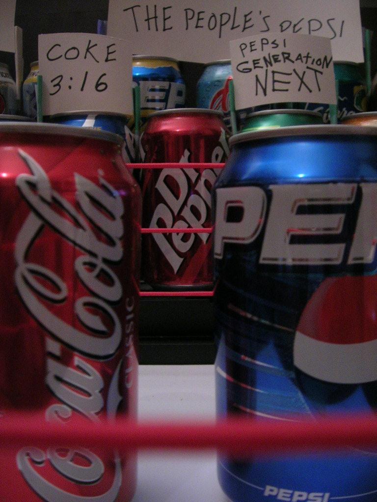 the cola wars essay