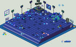 I'm Blue emote project by Supersaiyanbatman