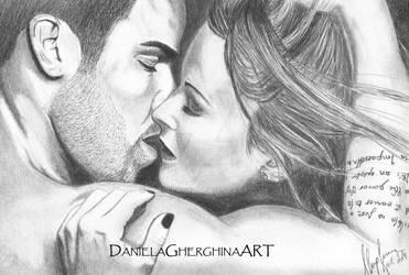 Kissing you by danielag82
