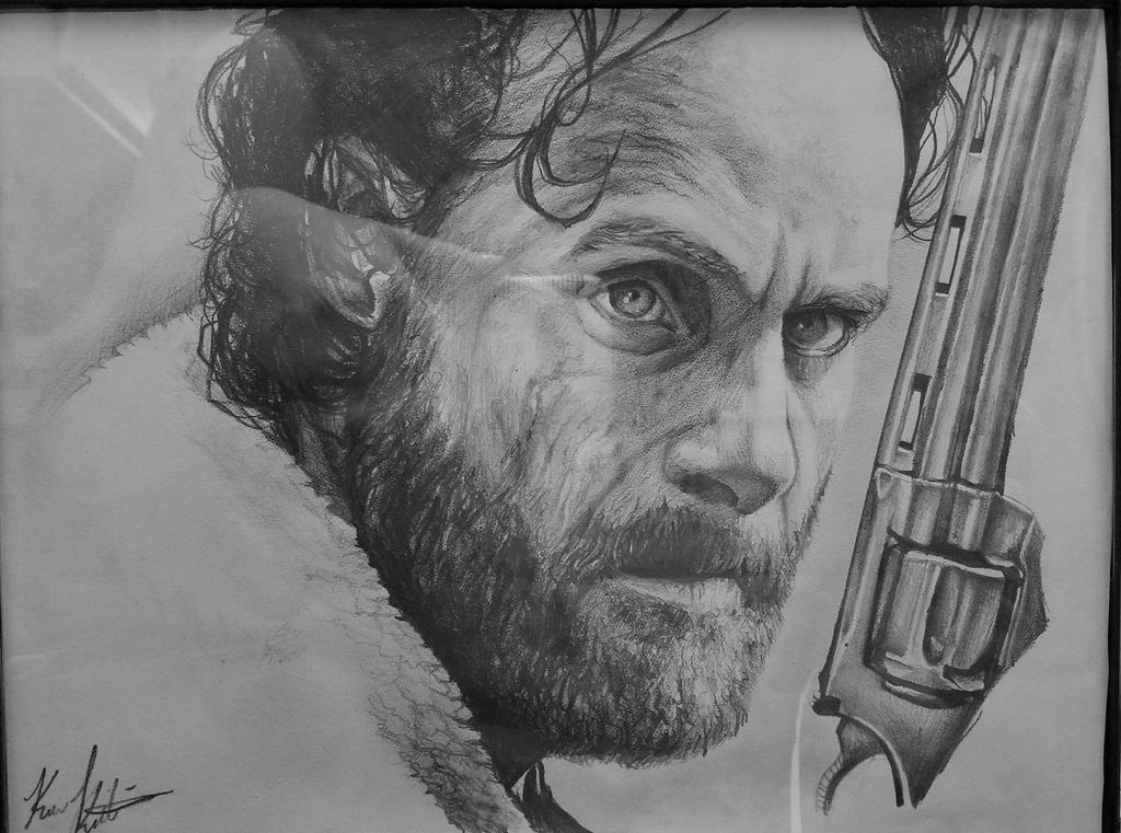Rick Grimes by Kara-Kiwi
