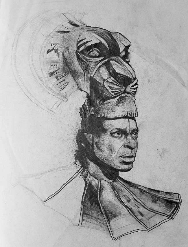 Mufasa Broadway by Kara-Kiwi