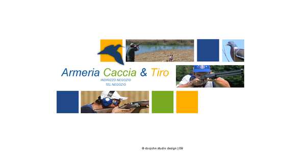 Caccia e Tiro Logo by D0cJohn