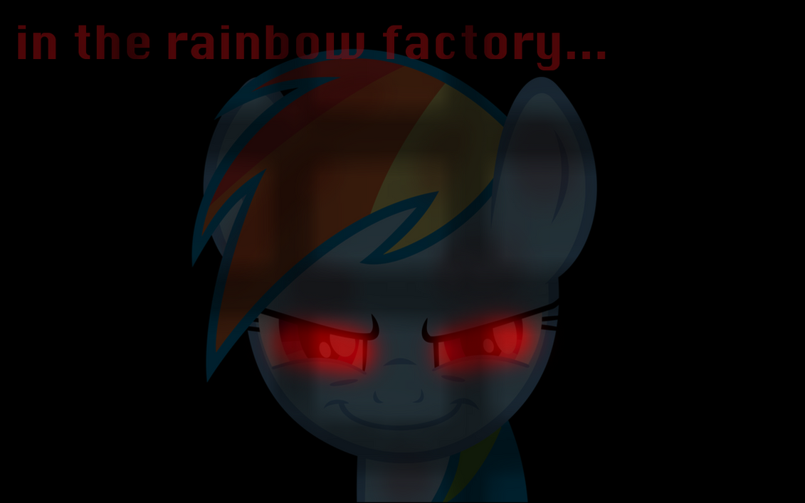 Welcome To The Rainbow Factory Gmod Poster 10 By: Rainbow Factory Wallpaper By MartyMurray On DeviantArt