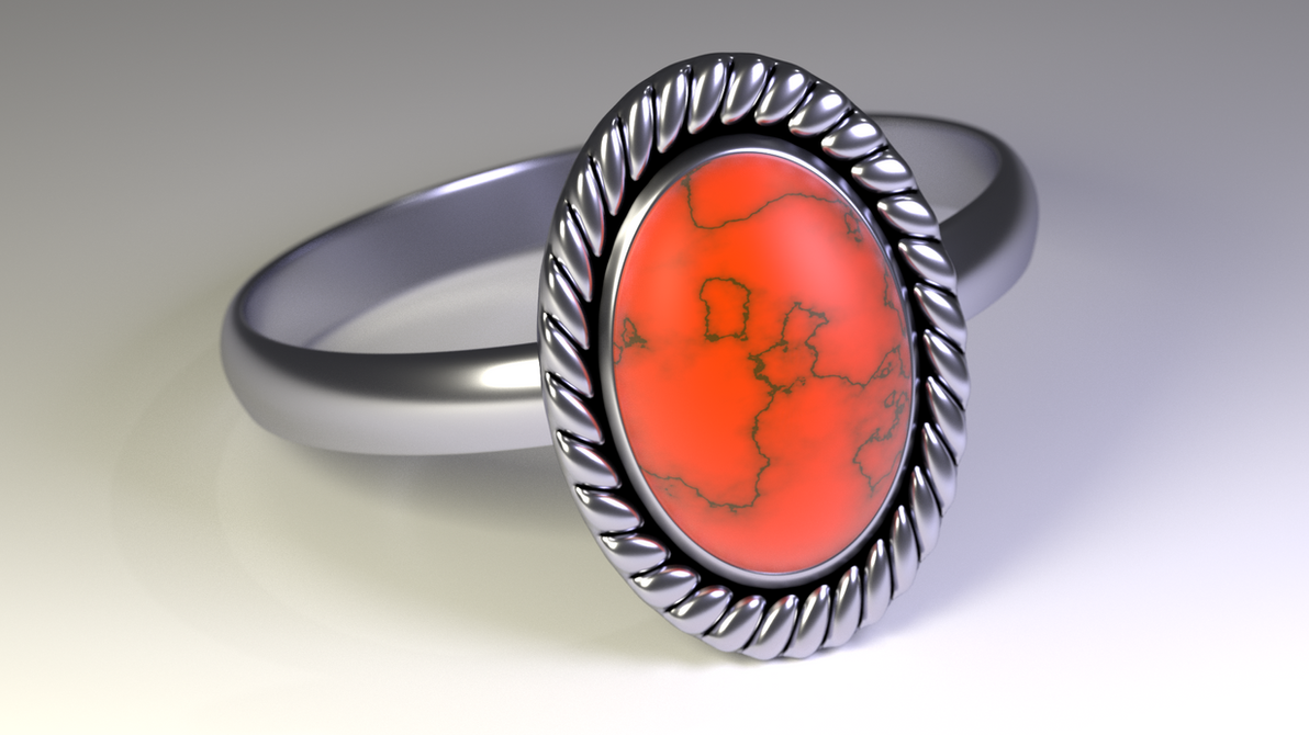 Photorealistic Ring by Fukushu-Makoto12