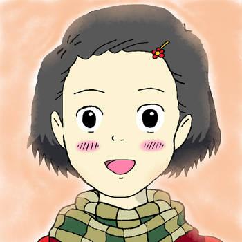 Taeko Okajima by Fukushu-Makoto12