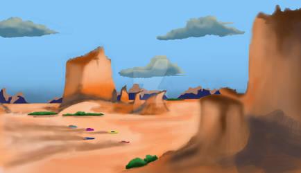Desert Drag Race