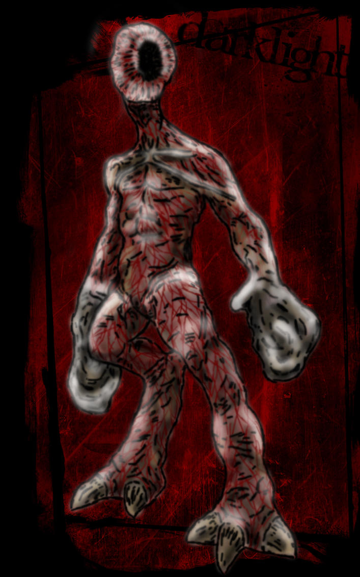 The Blind Creature Concept, v3 by Schizoepileptic on ...
