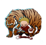 I'm Calvin and This is Hobbes
