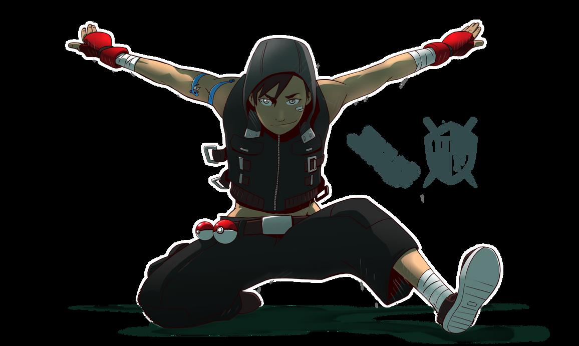 drevlin anderson pokemon trainer myth weavers